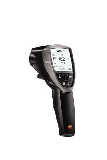 Infrared Thermometer with Humidity Measurement