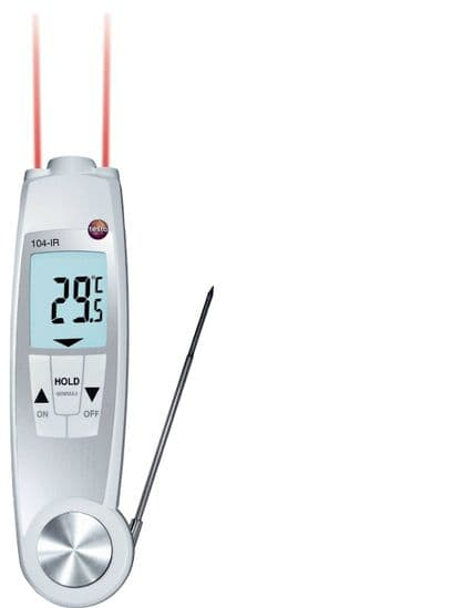 Penetration / Infrared Thermometers