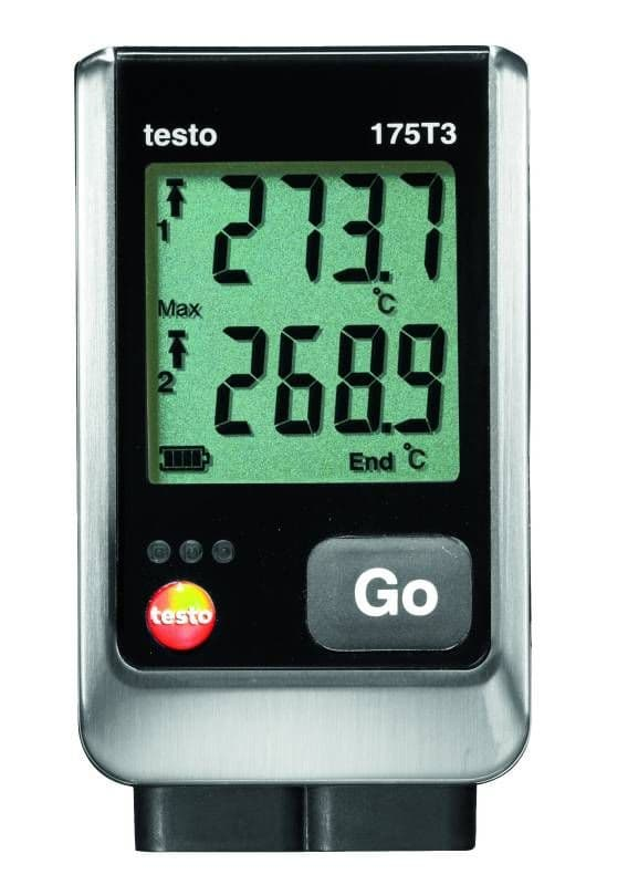 Testo 175 T3 - 2 Channel Data Loger