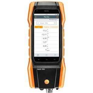 Testo 300 Domestic & Commercial Ranges
