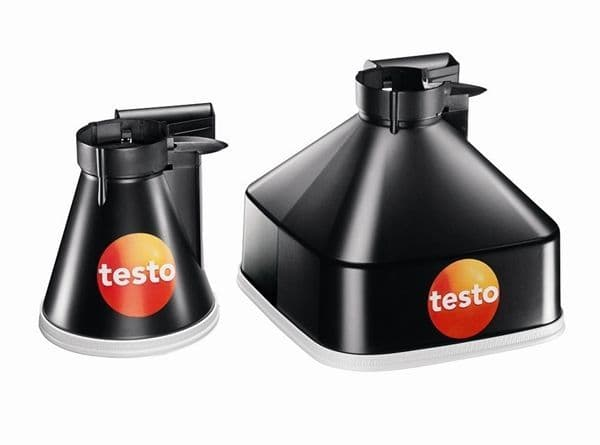 Testo 417 Funnel Set