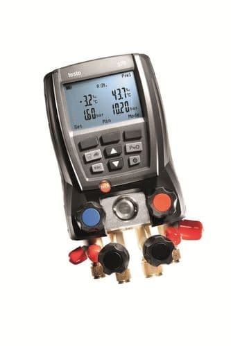 Testo 570-1  Digital Refrigeration Manifold
