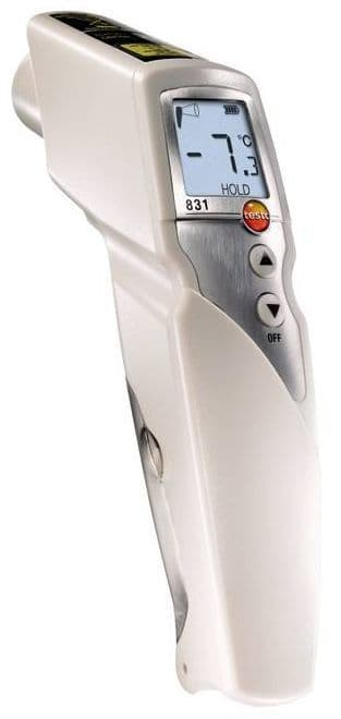 Testo 831 - Infrared Thermometer