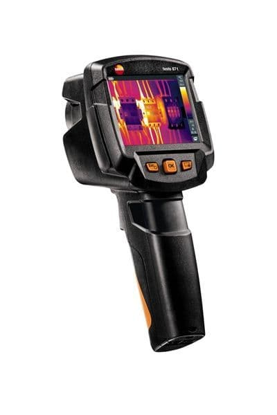 Testo 871 Bluetooth Thermal Imaging Camera