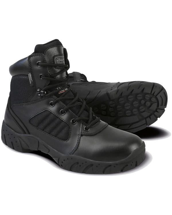 6 Inch Tactical Pro Boot - Black