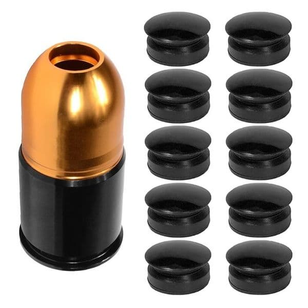 ASG 40MM Grenade Small 65 Round OUT OF STOCK
