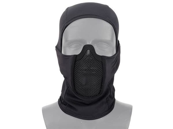Big Foot Shadow Fighter Mask (Black) OUT OF STOCK
