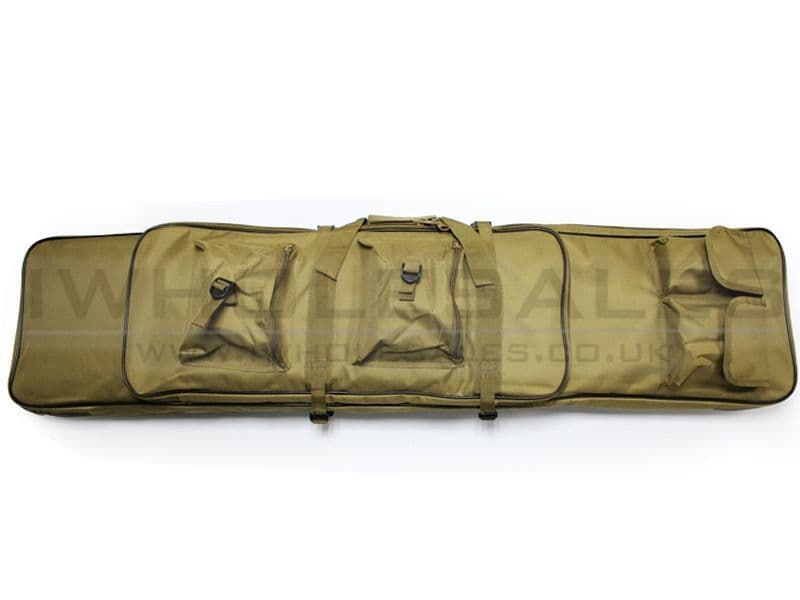 Big Foot Tactical Gun Bag 120cm Tan