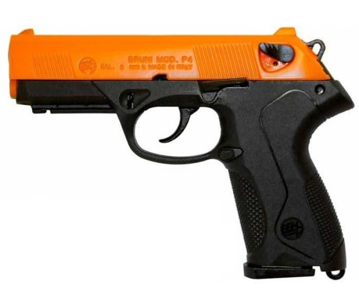 Bruni P4 8mm Blank Firing Pistol (NOT FOR SALE TO NORTHERN IRELAND)