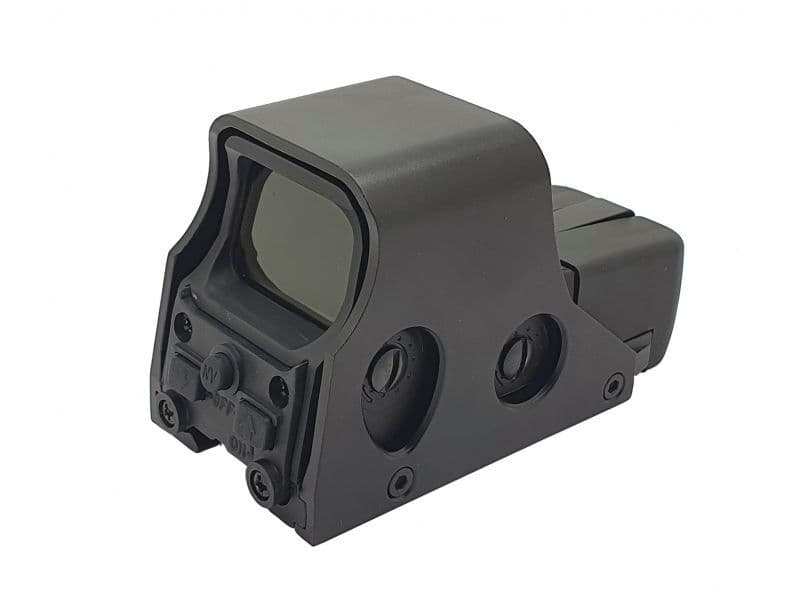 CCCP 551 Scope with Red and Green Holographic Sight