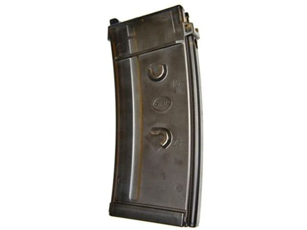 GHK 553 Gas Magazine (32 Rounds - Black)  OUT OF STOCK