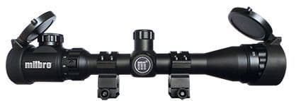 MILBRO 3-9X40 MILDOT SCOPE