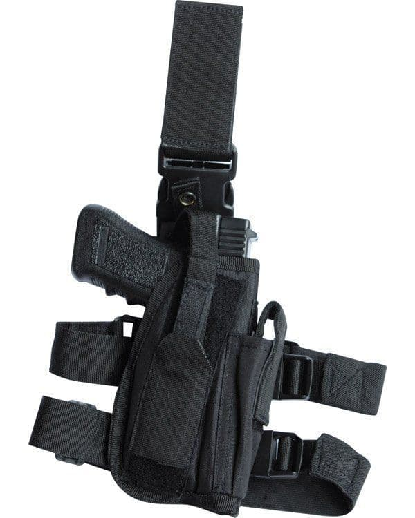 Tactical Leg Holster - Black  OUT OF STOCK