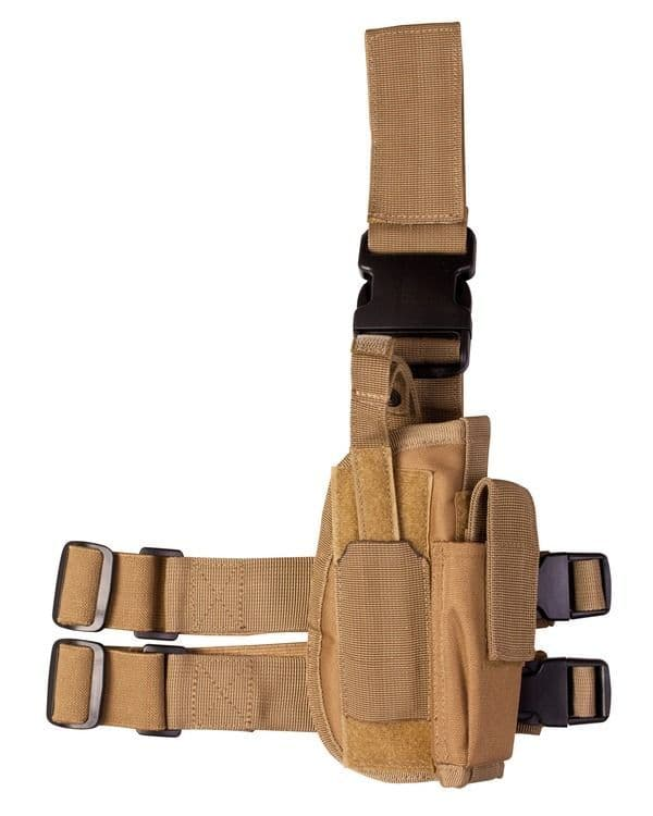 Tactical Leg Holster - Coyote