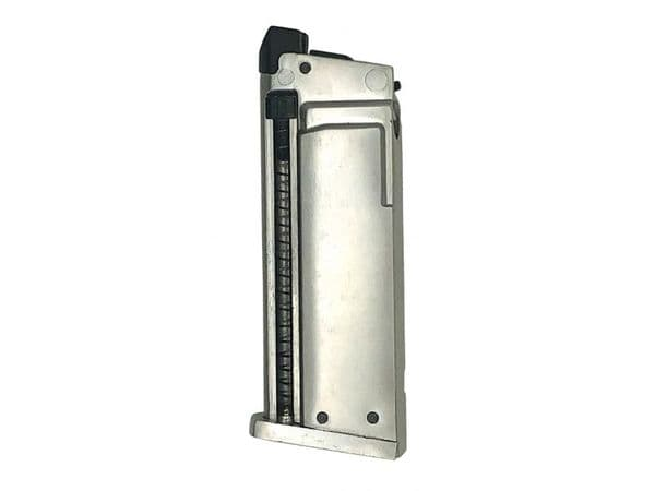 WE CT25 1908 Gas Magazine Silver  OUT OF STOCK