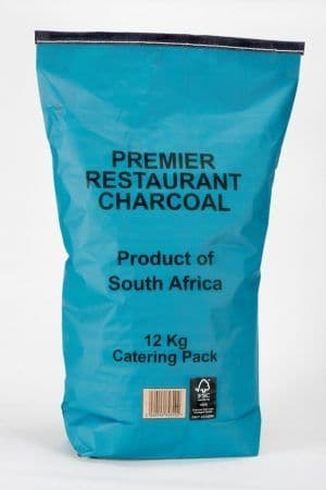 12kg Premium South African Charcoal