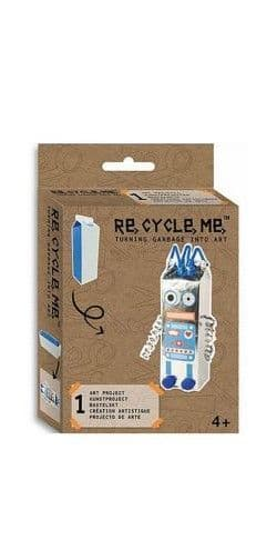 ReCycle Me Mini Project Box - Robot