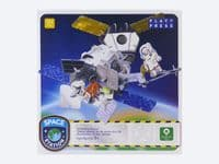 Playpress Space Station 3D Playset