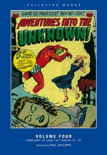 ACG Collected Works - Adventures Into The Unknown (Vol 4)