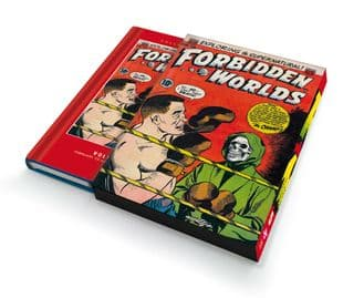ACG Collected Works - Forbidden Worlds (Vol 5) [Slipcased]
