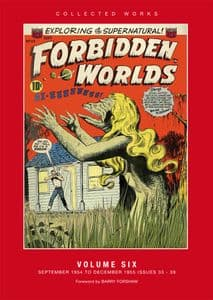 ACG Collected Works - Forbidden Worlds (Vol 6)