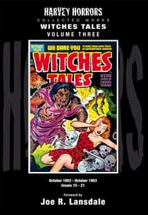 Harvey Horrors Collected Works - Witches Tales [Vol 3]