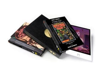 Harvey Horrors Collected Works - Witches Tales [Vol 4] (signed traycase)