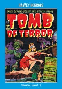 Harvey Horrors Softies - Tomb of Terror (Vol 1)