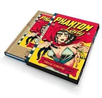 Roy Thomas Presents - CLASSIC PHANTOM LADY COLLECTED WORKS (Vol 2) (slipcased)