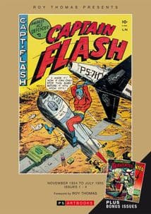 Roy Thomas Presents - Captain Flash (Vol 1)