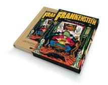 Roy Thomas Presents - Frankenstein  The Classic Series Written & Drawn By Dick Briefer Volume 4 (slipcase)