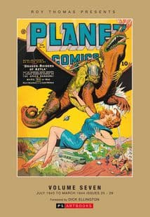 Roy Thomas Presents - Planet Comics (Vol 7)