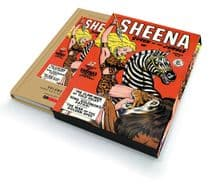 Roy Thomas Presents - Sheena  Queen Of The Jungle (Vol 2) [Slipcased]