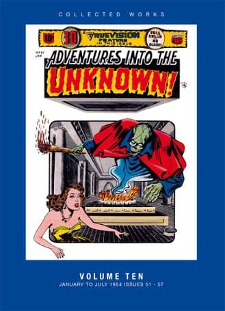 ACG Collected Works Adventures Into The Unknown [Volume 10]