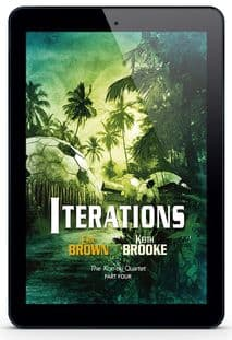 Iterations  [eBook] by  Erci Brown & Keith Brooke