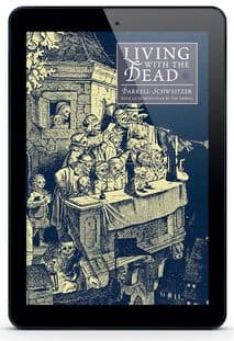 Living With The Dead [eBook] by Darrell Schweitzer