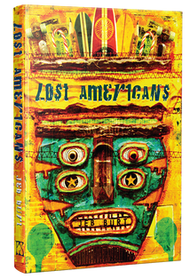 Lost Americans [hardcover] by Jeb Burt