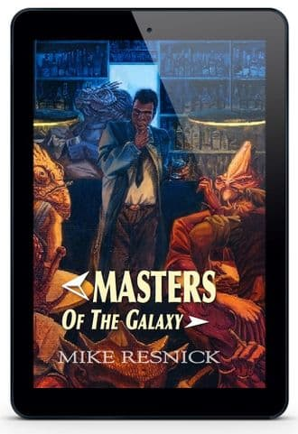 Masters of The Galaxy [eBook] by Mike Resnick