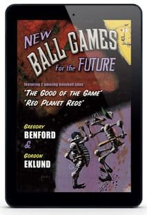 New Ball Games for the Future [eBook] by Gregory Benford & Gordon Eklund