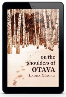 On the Shoulders of Otava [eBook] by Laura Mauro