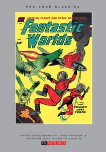 Pre-Code Classics Fantastic Worlds / Lost Worlds  Volume 1