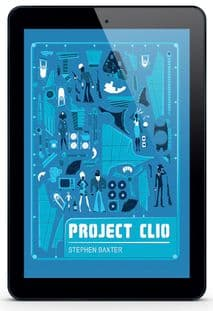 Project Clio [eBook] by Stephen Baxter