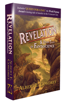 Revelation and Other Tales of Fantascience [Hardcover] by Albert E. Cowdrey