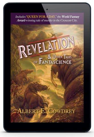 Revelation & Other Tales of Fantascience [eBook] by Albert E. Cowdrey