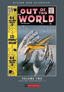 Silver Age Classics Classics Out Of This World Volume 2