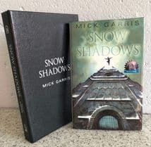 Snow Shadows [Signed Lettered (#S) Traycased Edition] Mick Garris