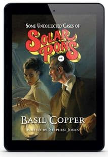 Some Uncollected Cases of Solar Pons #4 [eBook] By Basil Copper