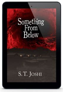 Something From Below [eBookr] by S. T. Joshi