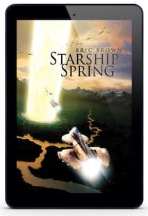 Starship Spring [eBook] by Eric Brown
