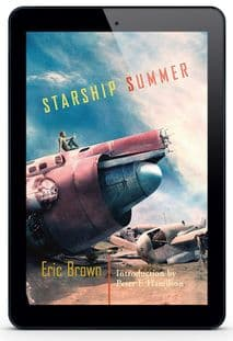 Starship Summer [eBook] by Eric Brown